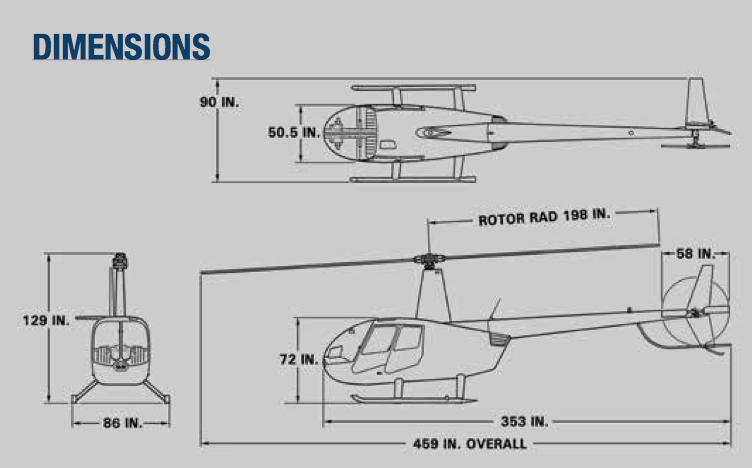 r44-dimensions